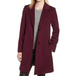 NEW Fleurette Loro Piana & C Wool Coat size 4